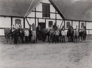 Vesborggaard 1945